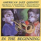 American Jazz Quintet: In the Beginning [All For One] *