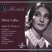 Recitals - Maria Callas - Arias & Scenes