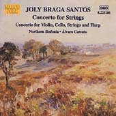 Braga Santos: Concerto for Strings, etc / Cassuto, et al