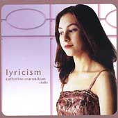 Lyricism / Catherine Manoukian