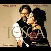 Puccini: Tosca / Mehta, Bocelli, Cedolins, Maggio Musicale