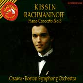 Rachmaninoff: Piano Concerto No 3, Vocalise / Kissin, Ozawa