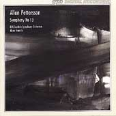 Pettersson: Symphony no 13 / Alun Francis, BBC Scottish