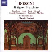 Rossini: Il Signor Bruschino / Desderi, Codeluppi, et al