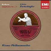 Beethoven: Symphony no 5 & 7 / Furtw&#228;ngler, et al
