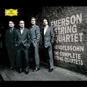 Mendelssohn: The Complete String Quartets / Emerson Quartet