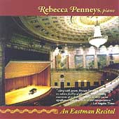 An Eastman Recital - Mozart, Grieg, Debussy, etc / Penneys