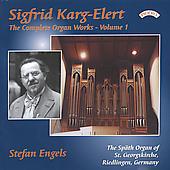 Sigfried Karg-Elert: Complete Organ Works, Vol 1 / Engels