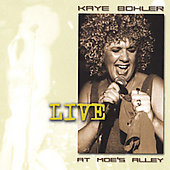 Kaye Bohler: Live at Moe's Alley