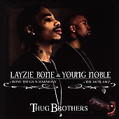 Layzie Bone: Thug Brothers [Clean] [Edited]