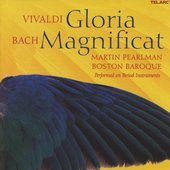 Vivaldi: Gloria;  Bach: Magnificat / Boston Baroque