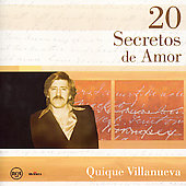 Quique Villanueva: 20 Secretos de Amor