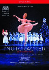 Tchaikovsky: The Nutcracker / Kessels/Royal Opera, Yoshida, McRae [DVD]