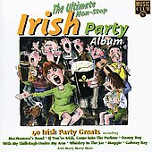 Various Artists: The Ultimate Non-Stop Irish Party Album