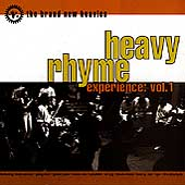 The Brand New Heavies: Heavy Rhyme Experience, Vol. 1 [PA]