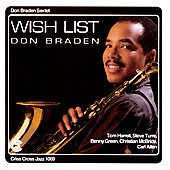 Don Braden: Wish List