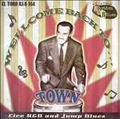 Various Artists: Welcome Back to Town: Live R&B and Jump Blues