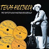 Various Artists: Texas Hillbilly: The Best of Macy's Hillbilly Recordings