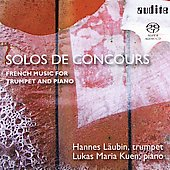 Solo de Concours - Trumpet and Piano Music / L&#228;ubin, Kuhn