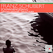 Schubert: Schwanengesang, etc / Gerhaher, Huber