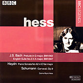 Bach, Haydn, Schumann / Hess