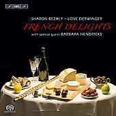 French Delights - Roussel, Milhaud, etc / Bezaly, Hendricks