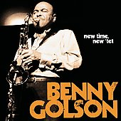 Benny Golson: New Time, New 'Tet
