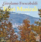 Fiori Musicali - Girolamo Frescobaldi / Calvert Johnson