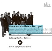 Neue Vocalisten Stuttgart: Portr&#228;t