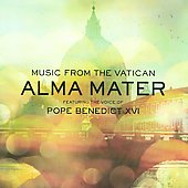 Alma Mater: Music from the Vatican [Book, CD & DVD]
