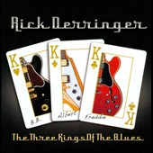 Rick Derringer: The Three Kings of the Blues