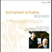 Schmankerln & Postres / Duo Intermezzo