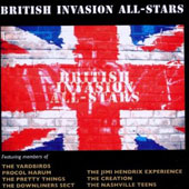 Various Artists: British Invasion All-Stars