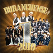 Various Artists: Duranguense #1's 2010