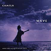 Camila Benson: Wave: Songs from Antonio Carlos Jobim