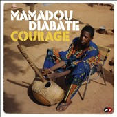 Mamadou Diabate (Kora): Courage