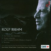 Works by Rolf Riehm / Zender