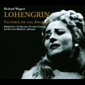 Wagner: Lohengrin / Victoria de Los Angeles, Crass, Uhl and Orq
