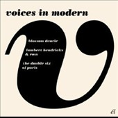 Les Double Six/Lambert, Hendricks & Ross/Blossom Dearie: Voices in Modern *