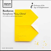 Beethoven: Symphony No. 9 / Roocroft, Janes, Ainsley, Davies