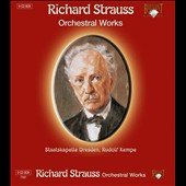 Richard Strauss: Orchestral Works / Rudolf Kempe [9 CDs]