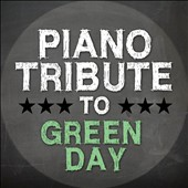 Various Artists: Piano Tribute to Green Day