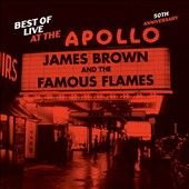 James Brown: Best of Live at the Apollo: 50th Anniversary