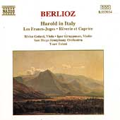 Berlioz: Harold in Italy, etc / Golani, Gruppman, Talmi