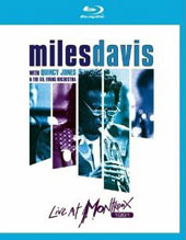 Gil Evans Orchestra/Miles Davis/Quincy Jones: Live at Montreux 1991
