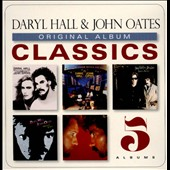 Daryl Hall & John Oates: Original Album Classics [Box Set] [6/25] *