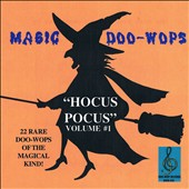 Various Artists: Magic Doo Wops, Vol. 1: Halloween Songs