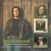 Dave Loggins: Apprentice/Country Suite/One Way Ticket *