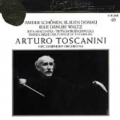 Toscanini Collection Vol 40 - Blue Danube Waltz, etc