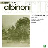 Albinoni: 12 Concertos Op 10 / Scimone, I Solisti Veneti